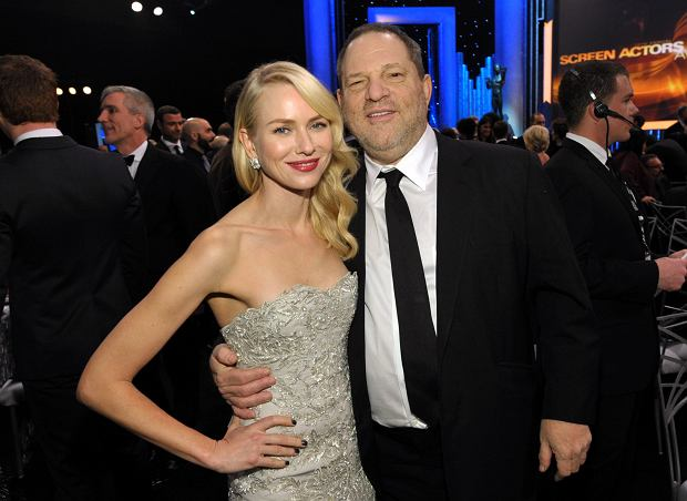 Naomi Watts,Harvey Weinstein
