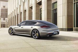 Galeria tygodnia | Porsche Panamera Executive Turbo S