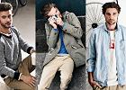 Moda męska: Cottonfield na wiosnę 2013