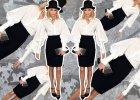 Stylizacja na celowniku - Anja Rubik - zobacz jak wyglądała top modelka na imprezie Chanel w Londynie