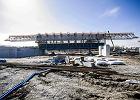 Niezwykła maszyna zaczyna budowę mostu na południowej obwodnicy. Kilkusettonowy kolos niczym pająk