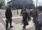 Wrocław: Alarm bombowy w centrum. Wielkie korki w mieście