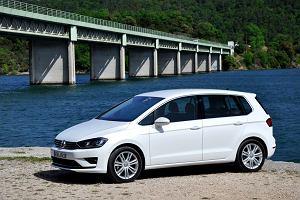 Volkswagen Golf Sportsvan | Pierwsza jazda | Czy nazwa k�amie?