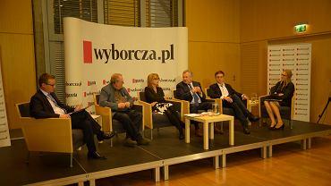 Wybory Parlamentarne 2015 - Debata w redakcji Gazety Wyborczej