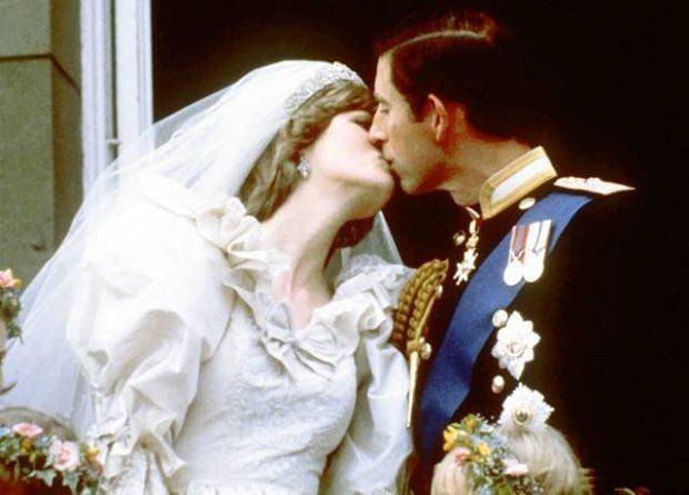 Księżna Diana Specer i Książę Karol