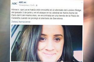 26-latka z Australii przeżyła trzy zamachy w Europie. Nie przestanie podróżować