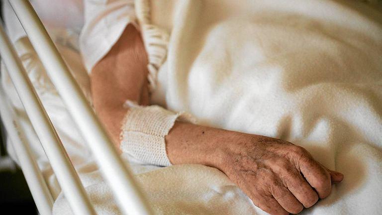 109-letnia Marianna Mróz zmarła w Domu Pomocy Społecznej w Marszałkach w Wielkopolsce