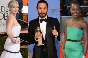Jennifer Lawrence, Jared Leto i Lupita Nyong'o