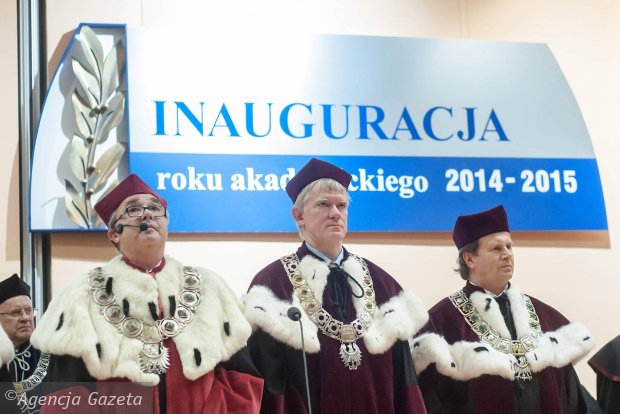 Inauguracja roku akademickiego na UTP