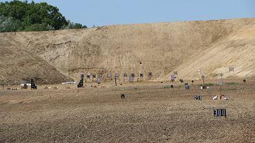 Strzelnica w Maleniskach. Pierwsza powiatowa strzelnica w Polsce, sfinansowana przez MON