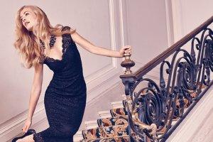Wieczorowa kolekcja Orsay: czer� i koronki