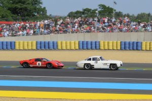 Galeria | Klasyczny obraz Le Mans