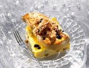 Foie gras z kaczki z piernikowym crumble