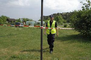 Wypadek paralotniarza pod Opolem. Spadł z wysokości 25 metrów