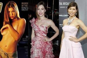 Jak zmieniała się Jessica Biel: Od uroczej 14 latki do zjawiskowej kobiety!
