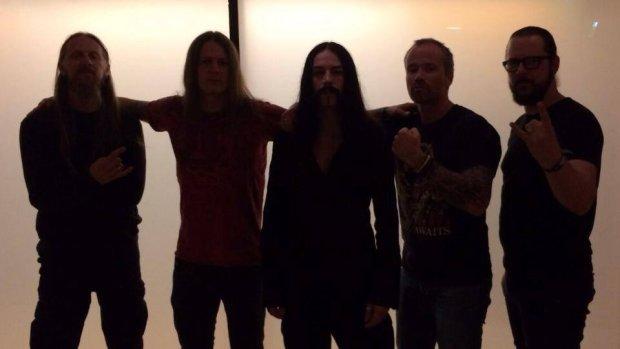 """Zespół Satyricon przymierza się do wydania """"Live At The Opera""""."""