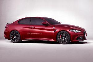 Alfa Romeo Giulia | Coupe w Genewie?