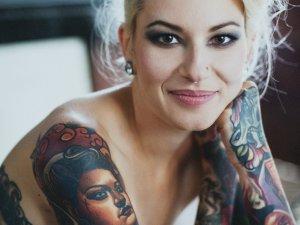 """Yvonne Heartmann: """"Ludzie myślą, że skoro mam tatuaże, to zadzieram nosa i imprezuję"""""""