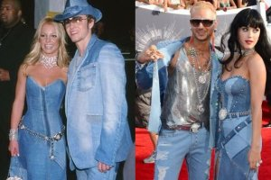 Britney Spears, Justin Timberlake, Riff Raff, Katy Perry