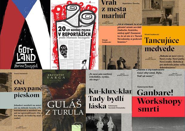 Cała Słowacja dyskutuje o polskim reportażu. Wydania Kapuścińskiego, Smoleńskiego i Tochmana rozbiły bank