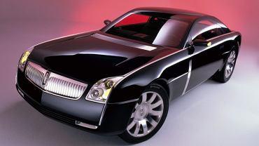 Lincoln Mk IX Concept (2001)