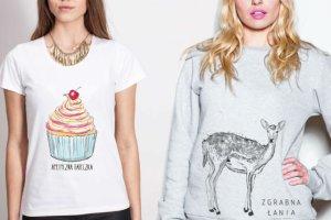 Moda z internetu: Na lewą stronę