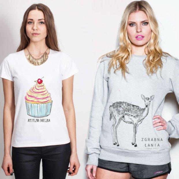 Moda z internetu: Na lew� stron�