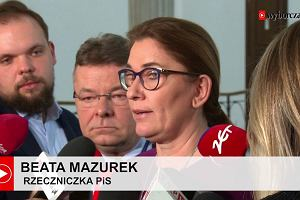 Beata Mazurek o żądaniach nauczycieli: Robimy tyle, na ile nas stać