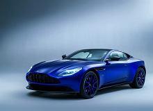 Salon Genewa 2017 | Aston Martin DB11 Q | Na urodziny