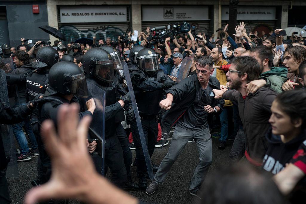 Katalonia. Trwa spór o niepodległość