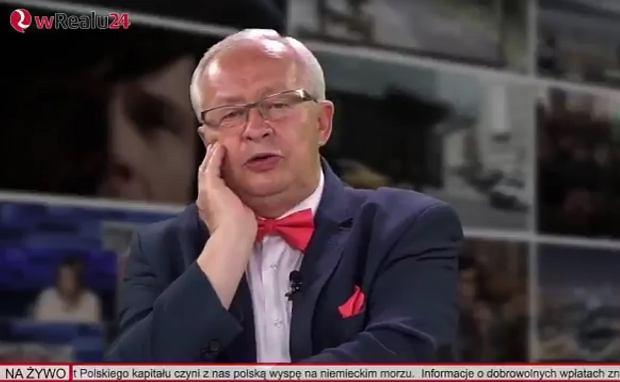 Roman Sklepowicz: Syndrom Sklepowicza, Czyli Co Prawica Mówi Między Sobą O