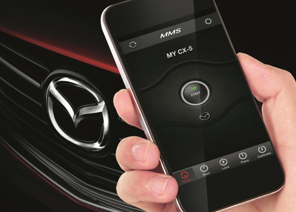 Mazda Mobile Start