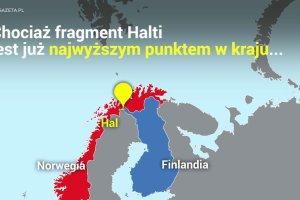 Norwegia zmieni granice? Obywatele chc� odda� ziemi� Finlandii