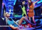 Alexander Wang w kampanii wiosna-lato 2015 stawia na sukienki sportowe + pijane modelki. Przesada?