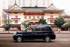Toyota prezentuje hybrydową taksówkę z instalacją LPG