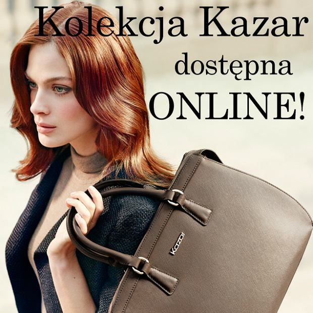 Kazar teraz także online!