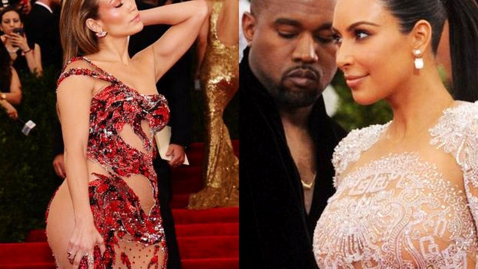 'Goła sukienka' na czerwonym dywanie już nie szokuje. Ale gdy założy ją zwykła kobieta i wyjdzie ...
