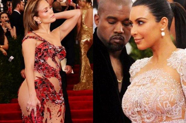 """""""Go�a sukienka"""" na czerwonym dywanie ju� nie szokuje. Ale gdy za�o�y j� zwyk�a kobieta i wyjdzie na ulic�... Nie tego si� spodziewa�a"""