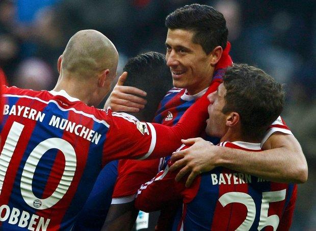 Zdjęcie numer 5 w galerii - Rafał Gikiewicz przed meczem z Bayernem: Nie będę biegał za Lewandowskim, aby wymienić się koszulką