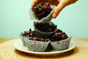 Perełka wśród ciastek - romans płatków kukurydzianych z czekoladą