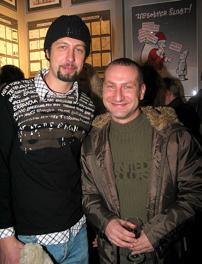 Szymon Majewski, Wojciech Jagielski