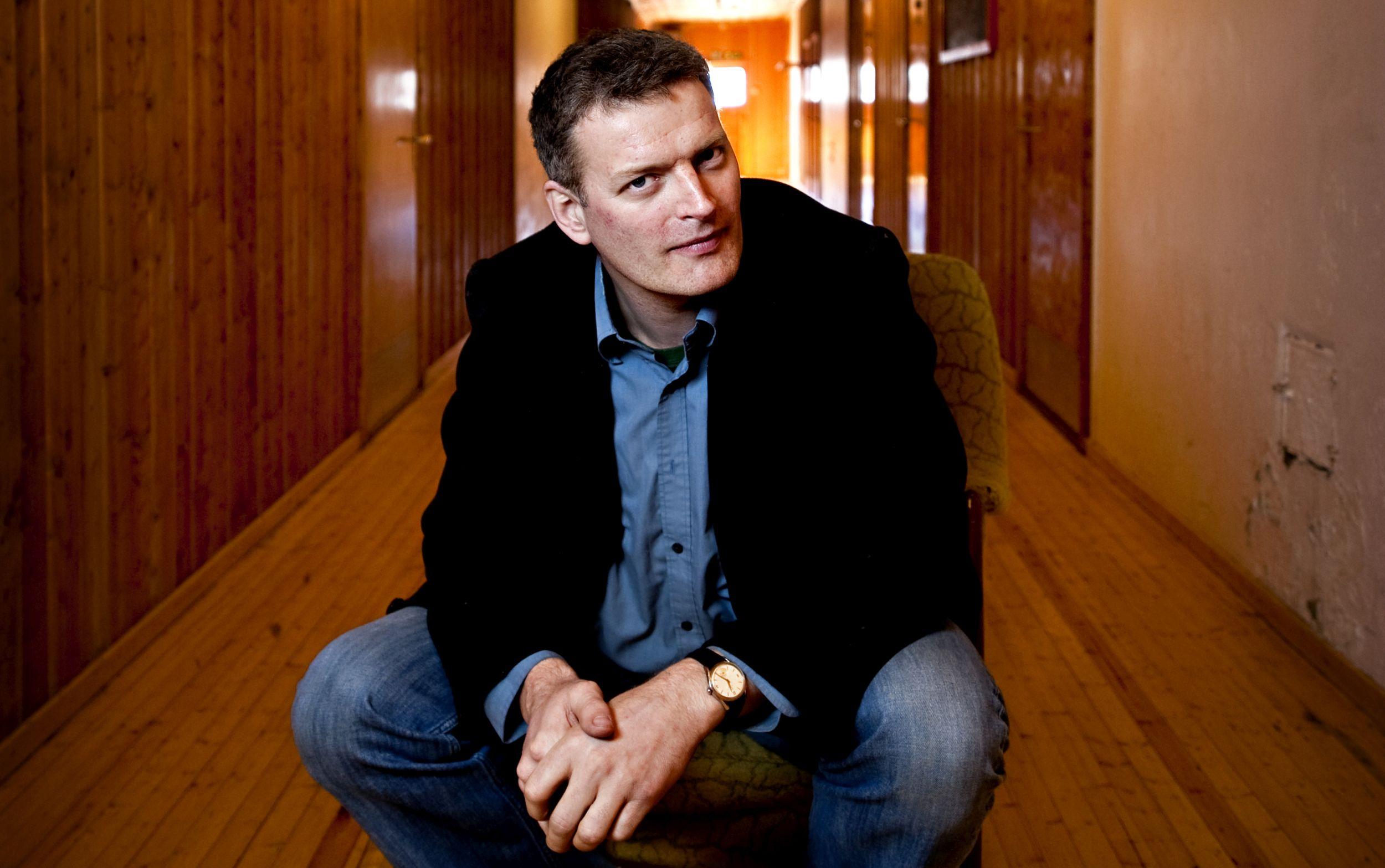 Lars Mytting (fot. Erik Lindholm Hansen)
