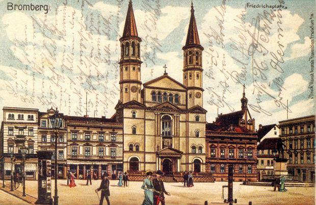 Zdjęcie numer 0 w galerii - Stary Rynek w Bydgoszczy. Tak się zmieniał przez lata [ZDJĘCIA]
