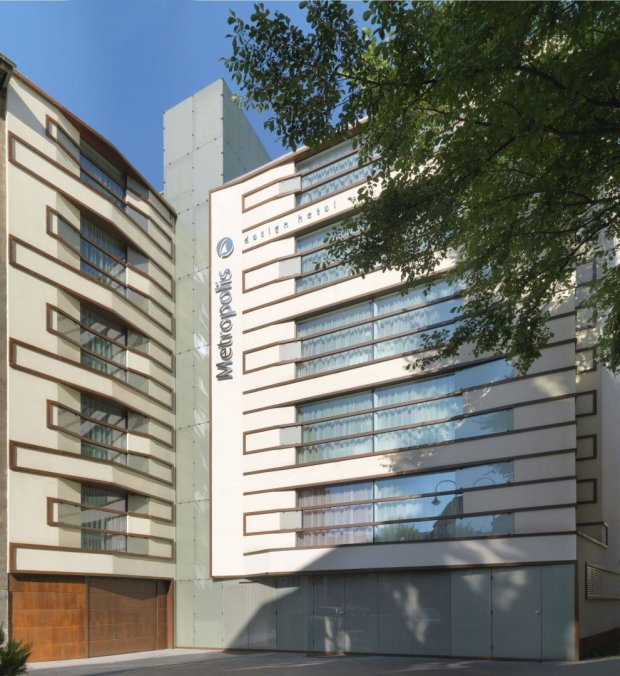 22 metropolis design hotel krak w for Design hotel krakow