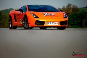 Przetestuj auto marze� | Lamborghini Gallardo
