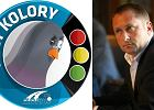 Durczok nie opowie o kolorach w kampanii ZDM. Urz�dnicy rezygnuj� ze wsp�pracy
