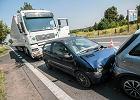 Policja podsumowa�a wakacje: o 720 mniej wypadk�w ni� przed rokiem