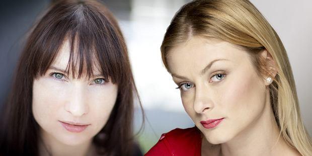 Kasia Staszak i Natalia Waloch