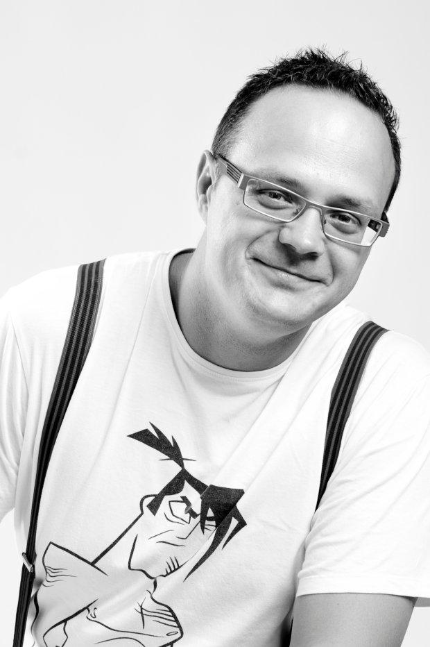Andrzej Targosz (fot. Barbara Budniak)