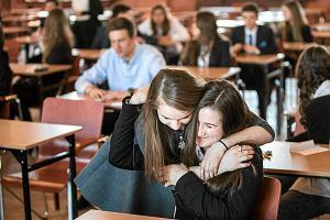 Testy gimnazjalne 2015 z j�zyka obcego - wra�enia gimnazjalist�w po poziomie rozszerzonym
